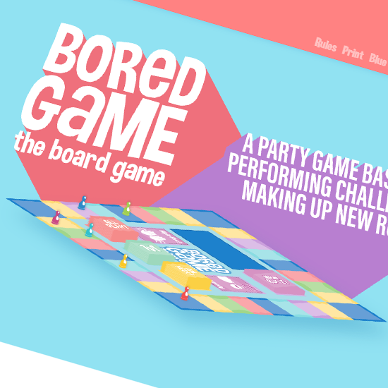 Bored Game: The Board Game Preview